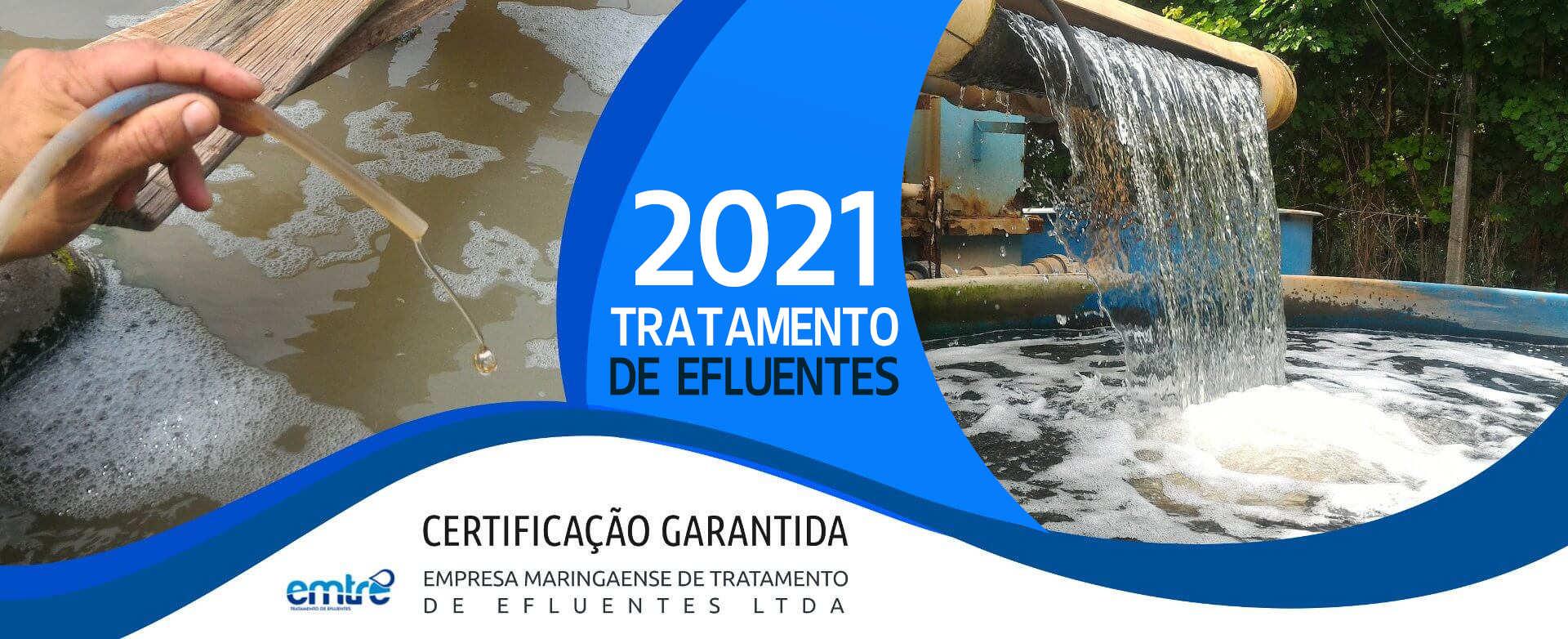 Tratamento de Efluentes em Maringá